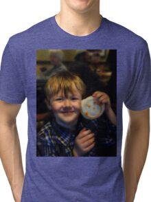 All smiles Tri-blend T-Shirt