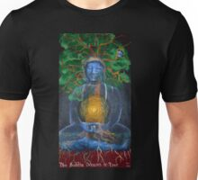 The Buddha Dreams a Tree Unisex T-Shirt