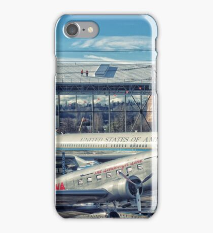Air Force One 1 iPhone Case/Skin