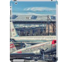 Air Force One 1 iPad Case/Skin