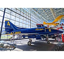 US Navy Blue Angel Photographic Print