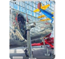 Vintage Aircraft iPad Case/Skin