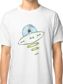 One Small Step for Dog Classic T-Shirt