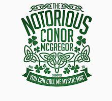 Conor McGregor Crest [G] Unisex T-Shirt