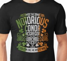 Conor McGregor Crest [TRICOL] Unisex T-Shirt