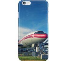 Lockheed 1049G Super Constellation 2 iPhone Case/Skin