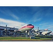 Lockheed 1049G Super Constellation 2 Photographic Print