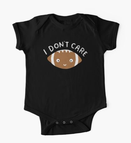 Football Thoughts Kids Clothes
