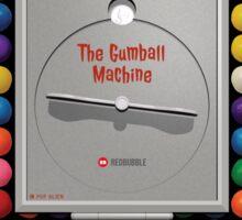 The Gumball Machine Sticker