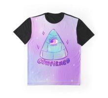 Anime Illuminati Confirmed Graphic T-Shirt