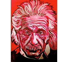 Genius Photographic Print