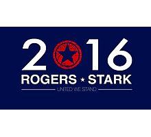 Rogers / Stark 2016 Photographic Print