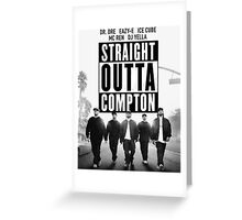 Straight Outta Greeting Card