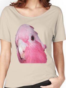 Australian Galah (short sleeve T-shirt) Women's Relaxed Fit T-Shirt
