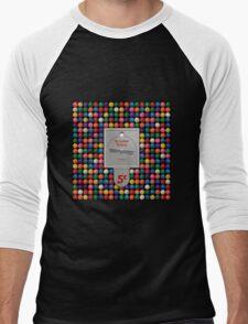 The Gumball Machine Men's Baseball ¾ T-Shirt