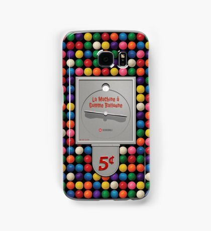 La Machine à Gomme Balloune Samsung Galaxy Case/Skin