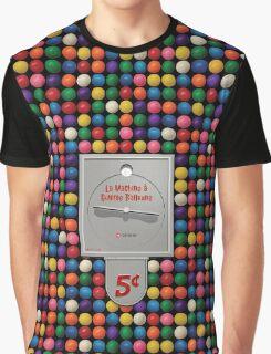 La Machine à Gomme Balloune Graphic T-Shirt