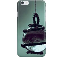 Reflection - windchime glass (2010) iPhone Case/Skin