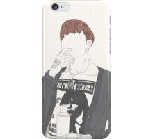 화양연화 pt.2 teaser photo (rampon) iPhone Case/Skin
