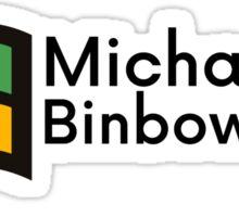 Michaelsoft Binbows Sticker