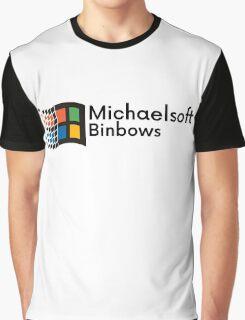Michaelsoft Binbows Graphic T-Shirt