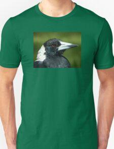 Stripey the Magpie Unisex T-Shirt