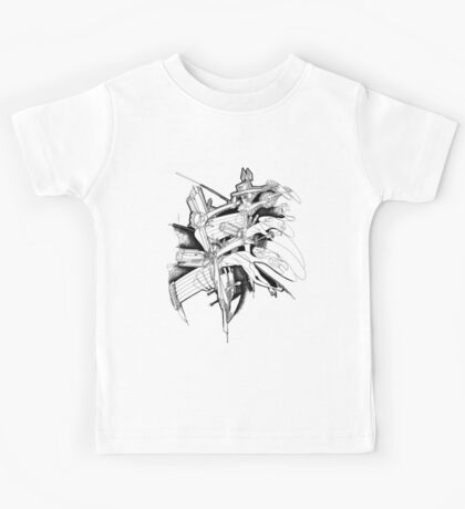Graphics 016 Kids Tee