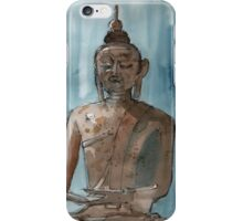 Burmese Buddha iPhone Case/Skin