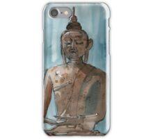 Burmese Buddha iPhone Case/Skin