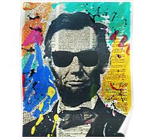Cool Abraham Lincoln Poster
