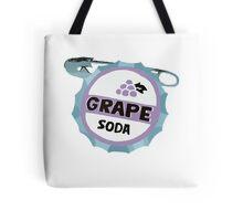 UP Grape soda badge Tote Bag