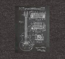 Gibson Les Paul  guitar us patent art 1955 blackboard Unisex T-Shirt