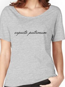 Harry Potter Expecto Patronum Women's Relaxed Fit T-Shirt