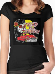 Dead End Cruiser Women's Fitted Scoop T-Shirt