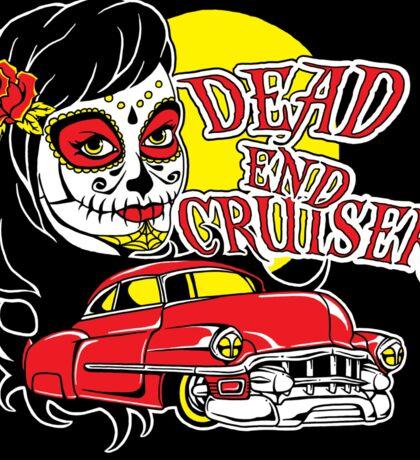 Dead End Cruiser Sticker