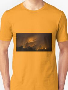 Fire Cascade Unisex T-Shirt