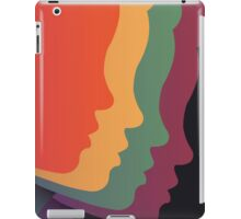 Cascading Girls iPad Case/Skin