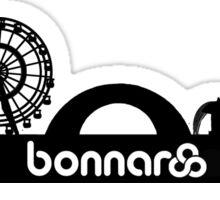 Bonnaroo Skyline Sticker