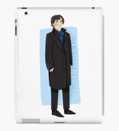 Sherlock iPad Case/Skin