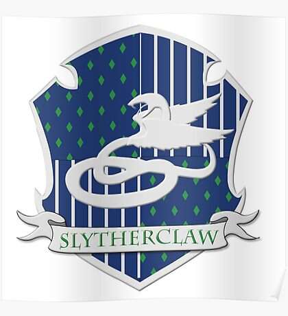 Slytherclaw Poster