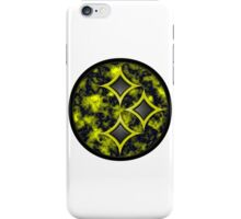 Black and Yellow Steel iPhone / Samsung Galaxy Case iPhone Case/Skin