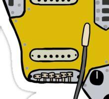 Fender Jaguar Sticker