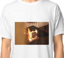 Indian Fire Ritual Worship Classic T-Shirt