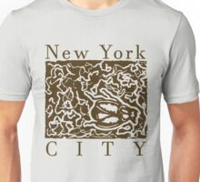 new york city- dead cockroach Unisex T-Shirt