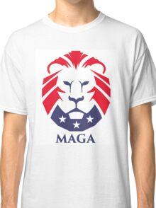 MAGA trump logo Classic T-Shirt