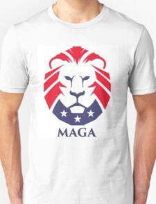 MAGA trump logo T-Shirt