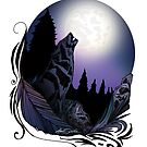Howling Wolf (Signature Design) by Adamzworld