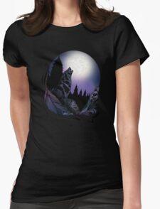 Howling Wolf (Signature Design) T-Shirt