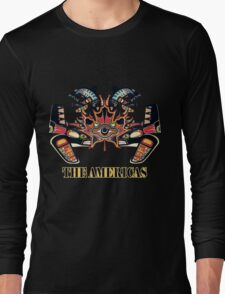 The Americas Long Sleeve T-Shirt