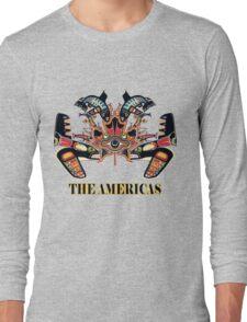 The Americas Long Sleeve T-Shirt